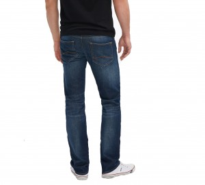 Mustang Jeans broek mannen Oregon Straight  3115-5111-593