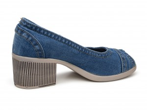 Denim dames sandalen  46C-217