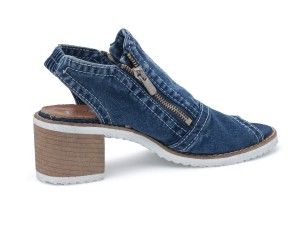 Denim dames sandalen  44C-121