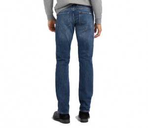 Jeans broek mannen  Mustang Chicago Tapered  1008742-5000-803
