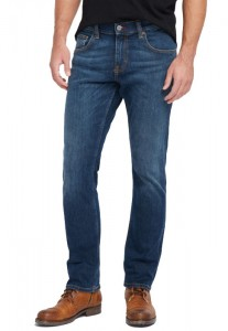Jeans broek mannen  Mustang Chicago Tapered   1006747-5000-882 *
