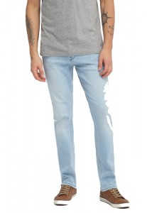 Jeans broek mannen  Mustang Chicago Tapered   1008249-5000-414