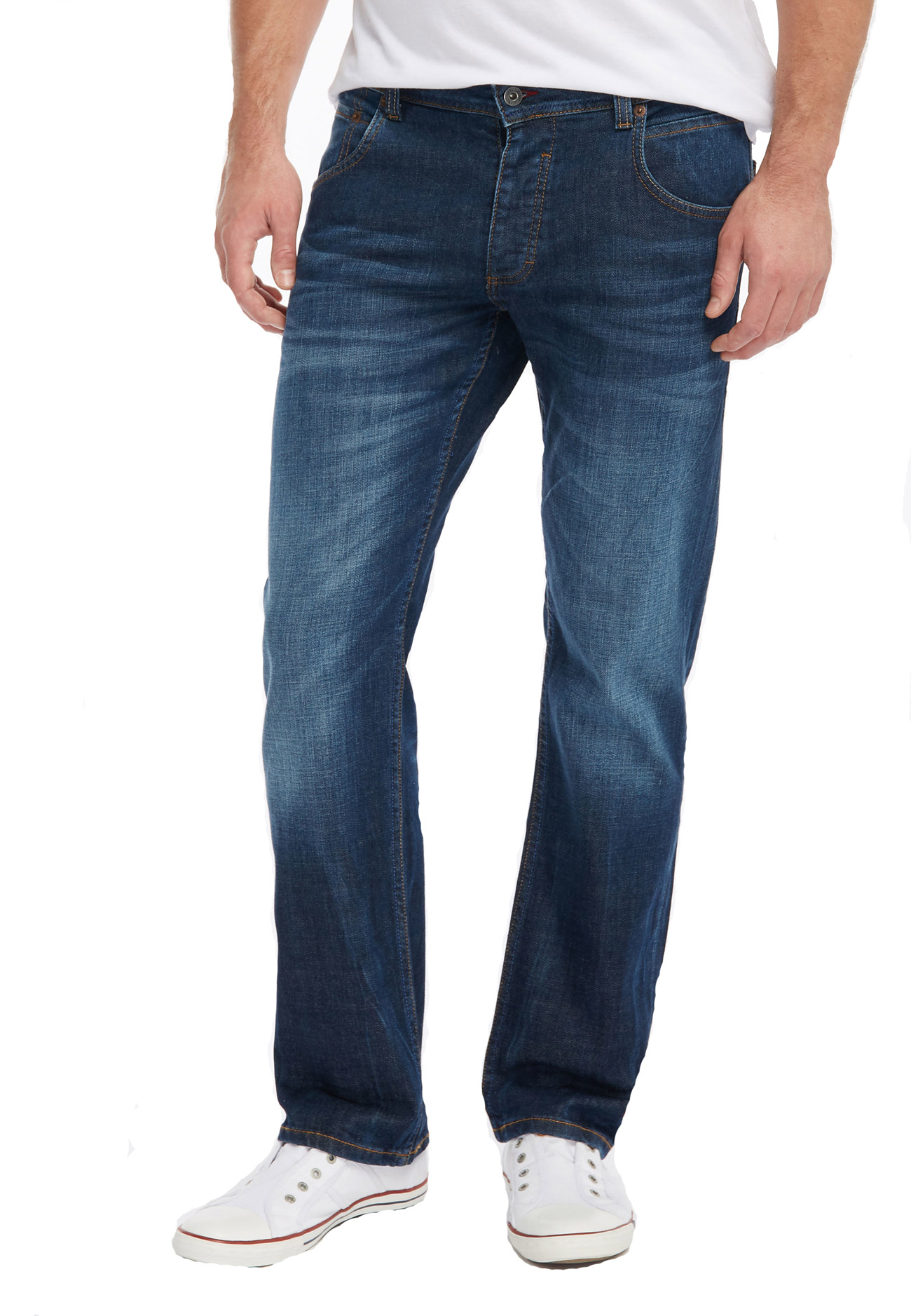 Mustang heren jeans Michigan Straight 3135 5111 593